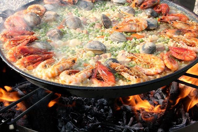španělské potraviny